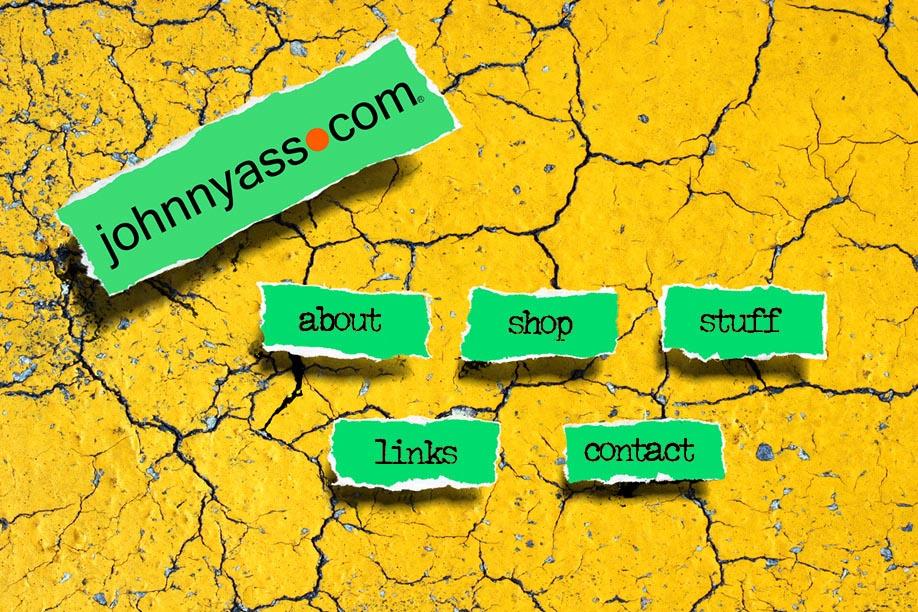 web design for a design t-shirt e-commerce website