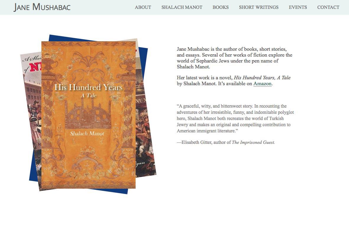 web design for writers :: creative web design company :: chelsea nyc